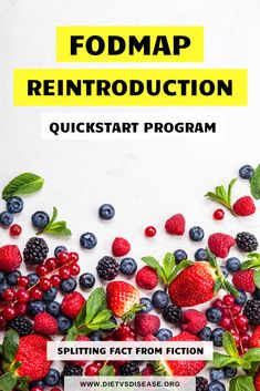 This online program is for those who have completed the low FODMAP elimination phase.If you'd like some hand-holding through the crucial reintroduction process, allow me to help you with my FODMAP Reintroduction Quickstart plan! Nutrition Education, Nutrition Tips, Fodmap Diet, Low Fodmap, Fodmap Foods, Health Routine, Vegetarian Protein, Fodmap Recipes