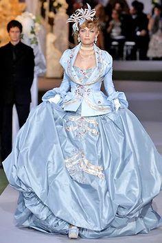 Modern rococo dress google search rococo haute couture pinterest