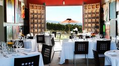 Gordon Manuel @ The Venue is located on South Hill Vineyards in the beautiful Elgin Valley. Owner Chef Gordon Manuel and his wife Emma offer a small country gourmet menu. Gordon Manuel Hill is a Beyond Expectations Nominee in the awards South African Wine, Chef Gordon, South Hill, Wine Tourism, Wine Tasting, Wines, Red Wine, Table Decorations, Outdoor Decor