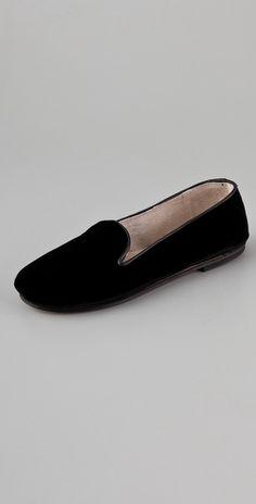 size 40 b833e 308bc FRENCH SOLE fs ny Drama Velvet Flats Drama, Fashion Shoes, Sole, Velvet