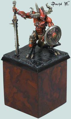 Converted Belakor Demon Prince