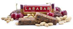Homemade Cherry Lara Bars- maybe add mini dark choc chips