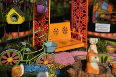 Miniature Garden and Fairy Garden items now available at Shelley B Home and Holiday