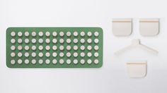 Le panneau de rangement Manolo par Ilario Branca | Artibazar- blog mobilier design.