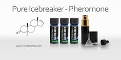Pure Icebreaker was designed to elicit an open, friendly and sexy vibe. Use th... #Pheromone #Vibe