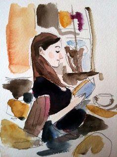 clavesyenclaves:libro y café