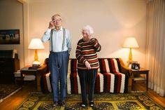 Couple de personnes âgées (photo d'illustration)|© Benjamin Rondel/Corbis/Benjamin Rondel