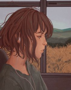 Animated gif uploaded by Clairel Estevez. Find images and videos about girl, beautiful and photography on We Heart It - the app to get lost in what you love. Animated Love Images, Sad Art, Aesthetic Gif, Life Is Strange, Anime Scenery, Art Sketchbook, Anime Art Girl, Portrait Art, Cartoon Art