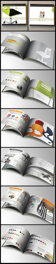 Catalog design and prepress for Danish furniture company by Shindiri Studio