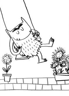 Kleurplaten Het kleurenmonster Monster Activities, Literacy Activities, Toddler Activities, Preschool Education, Preschool Art, Monster Book Of Monsters, Emotion, Working With Children, Doodle Drawings