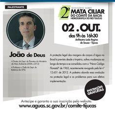 Banner Facebook - 2º Seminário sobre Mata Ciliar