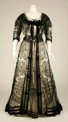 1901 Dinner Dress