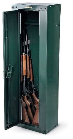 3 Rifle gun safe with mechanical key locks/GUN SAFE For 5 Guns ...