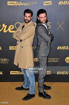 Florent & Fabien @ Melty Awards