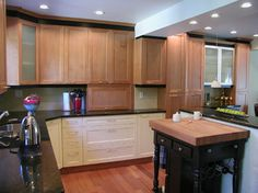 Traditional Kitchens - traditional - kitchen - other metro - Ceanesse Kitchens Ltd.