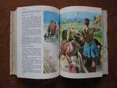 The Childrens' Bible 1965 Vintage Oversized by BarefootAndCivil