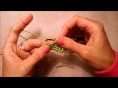 Horgolás video tanfolyam 3. rész egyráhajtásos pálca - YouTube Knit Crochet, Crochet Earrings, Make It Yourself, Knitting, Youtube, Blog, Crocheting, Crochet, Tricot