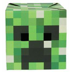 Papercraft dog Minecraft tamed free wolf template | Birthday ideas ...