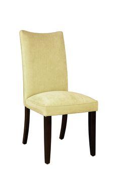Standard Furniture - La Jolla Parson's Chair in Yellow (Set of 2)
