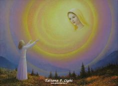 """""""Apparitions of Mother Mary"""""""