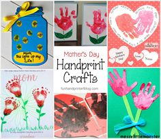 Handmade Mother's Day Cards from Kids...If you are looking for handmade Mother's Day cards to make with kids, here are 14 super sweet ideas from some of my favorite blogs that include fireflies, hearts, flowers, sheep, butterfly, and a cupcake. Some have cute Mother's Day sayings and a handful of them include a free template for you to print.