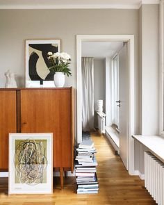my scandinavian home: Step Inside Dave's Light and Airy Munich Home