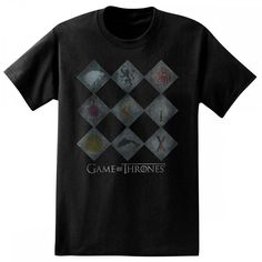 Game of Thrones Diamond Sigil T-Shirt