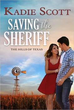 Saving the Sheriff by Kadie Scott 💕 Book Tour & Kindle Fire Giveaway 💕 (Contemporary Western Romance) Large Animal Vet, Free Romance Novels, Romance Books, Books New Releases, Australian Authors, Pet Vet, Learning To Trust, Hopeless Romantic, Sheriff