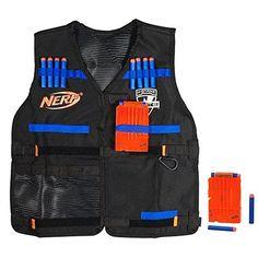 Official Nerf N-Strike Elite Series Tactical Vest Nerf