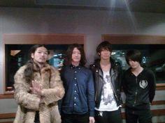 [Champagne]2012/4/16 聞いていただいた皆さん、ありがとうございました!にーやん TOKYO FM「RADIO DRAGON」