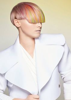 Goldwell Colorzoom 2016 Creative Colorist Entry - Dieter Merman for Abbiss Hair