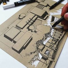 model architecture concept diagram conceptual model diagrams drawing landscape layout layout presentation portfolio cover page poster presentation presentation house dream homes architecture building Architecture Concept Drawings, Landscape Architecture Drawing, Architecture Sketchbook, Architecture Panel, Architecture Student, Architecture Design, Acoustic Architecture, Architecture Background, Creative Architecture