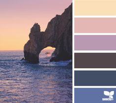 Beautiful, soft, muted palette for a high Intimacy value. Especially works well for Depth with Intimacy. mental vacation via Design-Seeds | commentary via The Voice Bureau at AbbyKerr.com