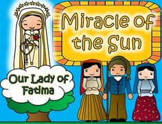 Miracle of the Sun - Our Lady of Fatima - Catholic Booklet A simple booklet that describes the Celestial Event which Occurred on October 13th, 1917 in Fatima, Portugal.This free Catholic Booklet is a gift to share the message of Our Lady of Fatima. This booklet is in black and white, for individual creativity.A simple read, that makes the message of Fatima easily understandable.Note: Best to print in Landscape Format.Thank You for Downloading!Keep Looking out for all my latest Products and…
