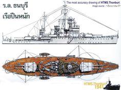 """HTMS ,,Thonburi"""" (1941)"""