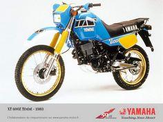 Yamaha Motocross, Motorcross Bike, Enduro Motorcycle, Yamaha Motorcycles, Sport Motorcycles, Motocross Maschinen, Yamaha Xt 600, Japanese Motorcycle, Vintage Motocross