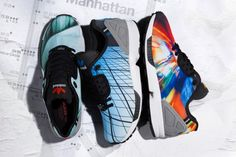 adidas nyc zx flux pack