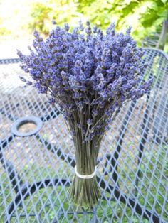 Dried English Lavender Large bundle  1012 inches by Onederings. , via Etsy.