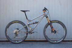 Production Privee New Shan 5 Bike - Dirt