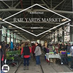 Rail Yard Market is a fun way to spend with the family. Amanda explains why you won't want to miss out this year.