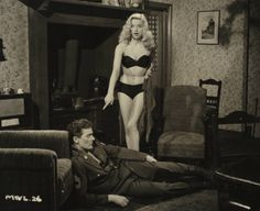 jayne-mansfields:   In 1952, when Diana Dors was filming  My...