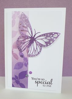 Purple Card | Flickr - Photo Sharing!