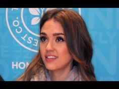 """Jessica Alba and The Honest Company's """"I Will If You Will"""" Challenge for Earth Hour 2013 - Join us!"""