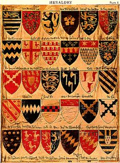 Heraldic Roll