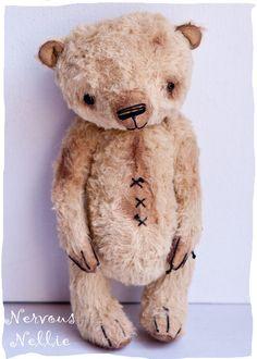 cute Nellie teddy