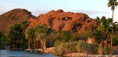 Hole-in-the-Rock, Phoenix, Arizona