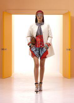 Balenciaga Resort 2012 - Review - Collections - Vogue
