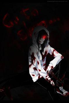 Jeff The Killer by kirailin on DeviantArt