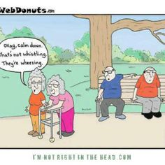 Old people dating jokes