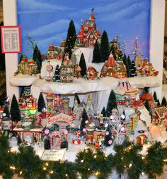 The North Pole Series #Christmas town! #MarketPlace Emporium